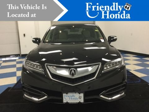 Pre-Owned 2016 Acura RDX TECH