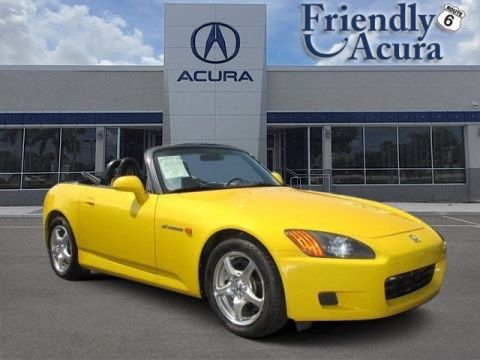 Pre-Owned 2003 Honda S2000 Base 2D Convertible