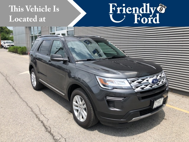 Pre-Owned 2019 Ford Explorer XLT