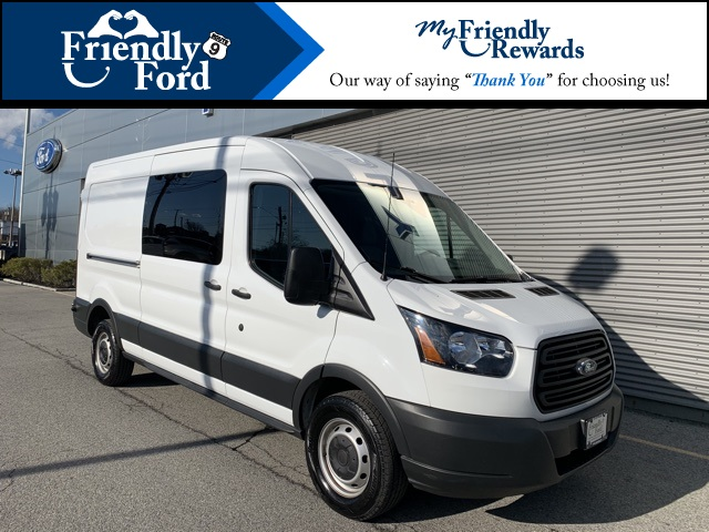 Pre-Owned 2018 Ford Transit-350 Base