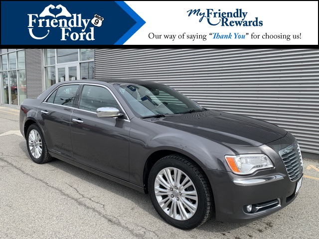 Pre-Owned 2014 Chrysler 300C Luxury AWD
