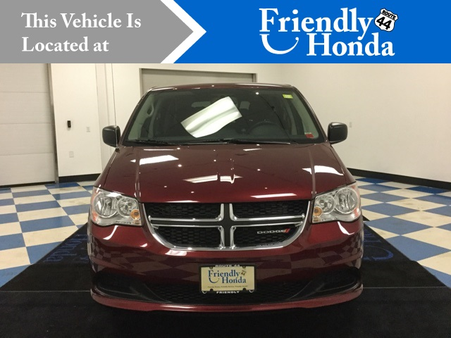 Pre-Owned 2017 Dodge Grand Caravan SE