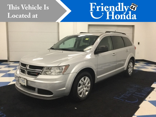 2014 Dodge Journey Tire Size >> Pre Owned 2014 Dodge Journey Se 4d Sport Utility