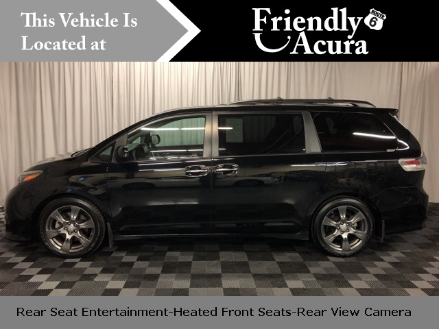 Pre Owned 2017 Toyota Sienna Se Premium