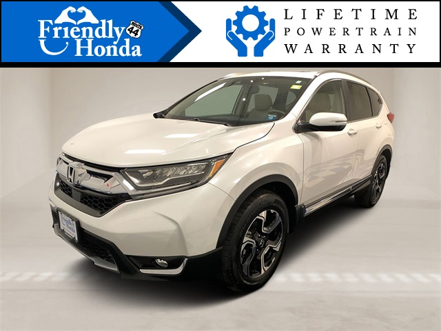 Pre-Owned 2019 Honda CR-V Touring