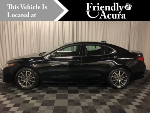 Certified Pre-Owned 2016 Acura TLX 3.5 V-6 9-AT SH-AWD with Technology Package